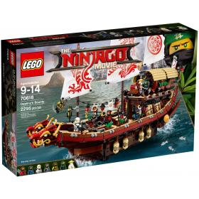 Lego ninjago, navio do destino