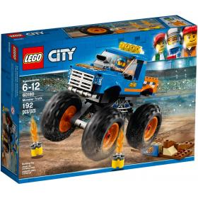 Lego city, monster truck