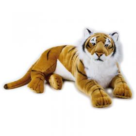 Peluche tigre, national geographic, 100 cm