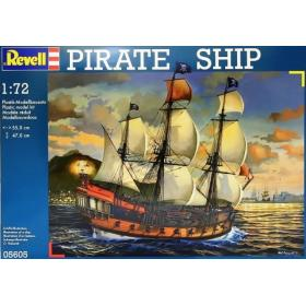 Kit Pirate Ship, esc. 1/72