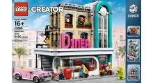 Lego creator, Downtown Diner