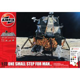 Kit One Small Step For Man, esc.1/72