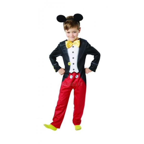 disfarce infantil mickey mouse bazar paris