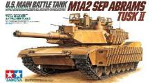 Kit M1A2 SEP Abrams TUSK II, esc. 1/35