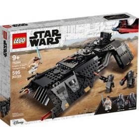 Lego Star wars , Nave de transporte de cavaleiros de ren