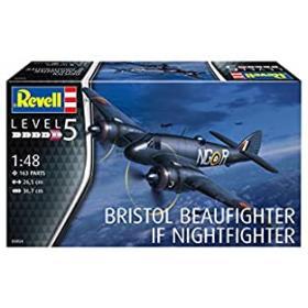 Kit Bristol Beaufighter if Nightfighter, Esc 1/48