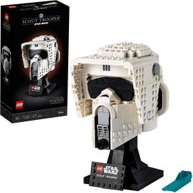 Lego Star Wars Capacete de Scout Trooper