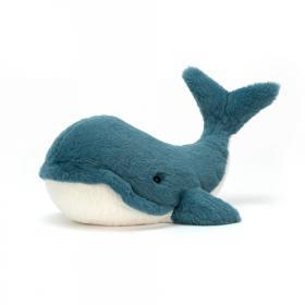 Peluche JellyCat, Baleia 35cm