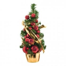 Árvore Natal ornamentada - 45 cm